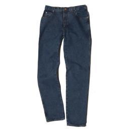 Pantalon jean bâtiment homme bleu discount