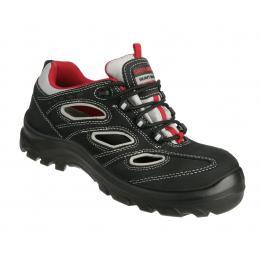 Chaussure de sécurité basse basket en nubuck pas cher ALSUS SP