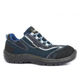 Chaussures basket  de sécurité cuir,tissus,légère  pas cher