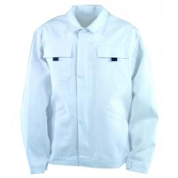 blouson Battle Dress blanc petit prix