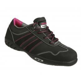 chaussure de sécurité femme cuir légère pas cher CERES S3P