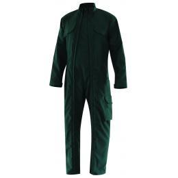 Combinaison 2 zip Kross line vert US