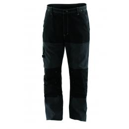 pantalon Craft Worker renforcé gris chacoal/noir