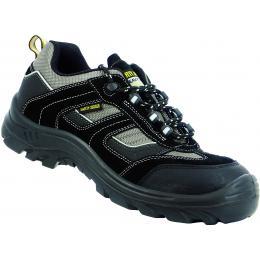 Chaussure basket de sécurité  JUMPER cuir et nubuck  pas cher
