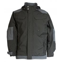 Parka Craft Worker bronze/noir