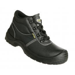 chaussure de sécurité cuir pas cher BESTRUN S3P discount