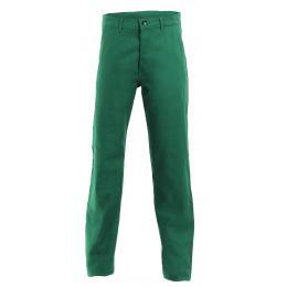 Pantalon basique 1er prix vert